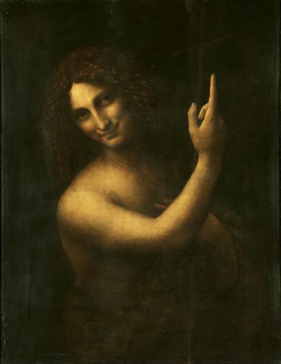 Opere di Leonardo da Vinci - Saint John the Baptist
