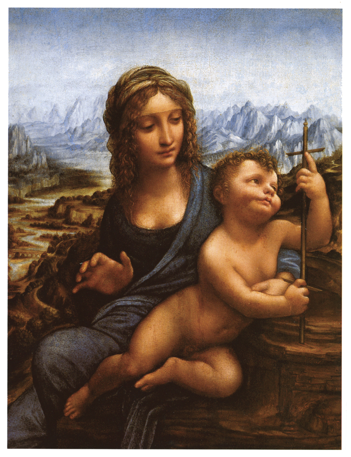 Madonna_of_the_Yarnwinder