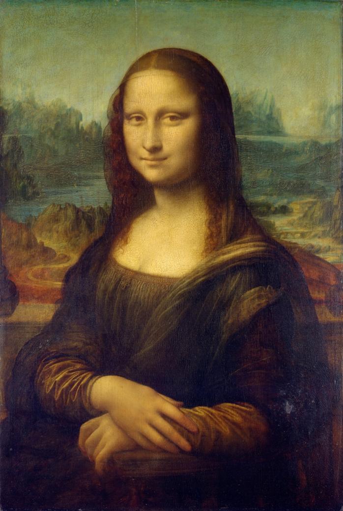 Opere di Leonardo da Vinci - Gioconda
