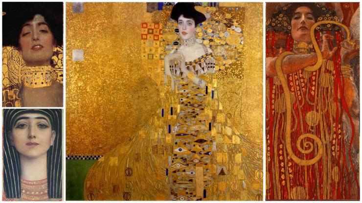 Iconografia Klimt