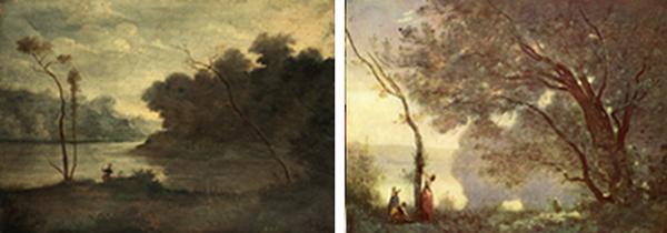 Studio speculare paesaggi