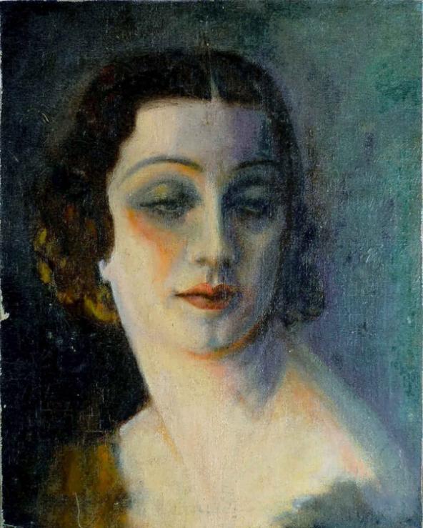 Gustav klimt, Femme fatale - Gioconda
