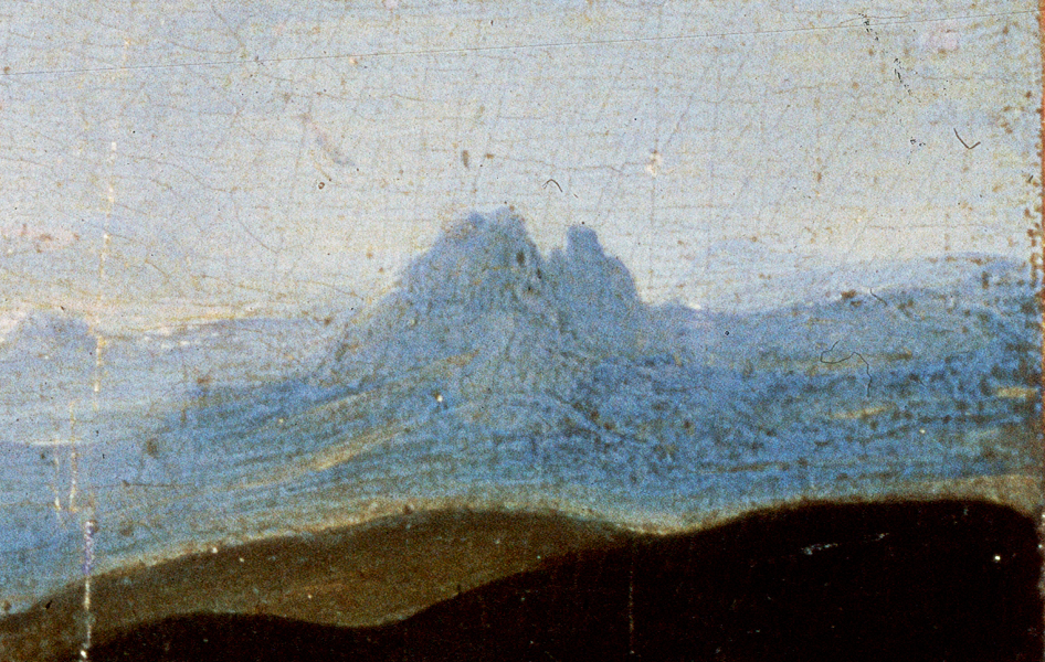 Leonardo da Vinci Madonna Litta - Paesaggi dell'Anima