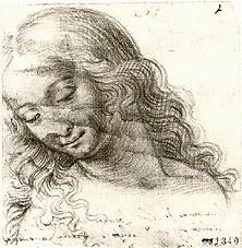Camillo Procaccini, Studio apostolo Giovanni - disegno
