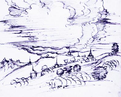 Paesaggi dell'anima - Gallerie da Vinci - Lionardo Vinci, Landscape