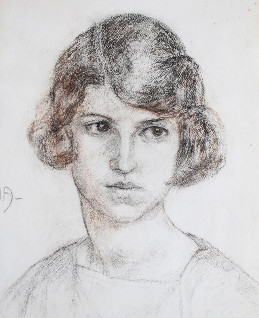 Pablo Ruiz Picasso - Ritratto di Lola Picasso