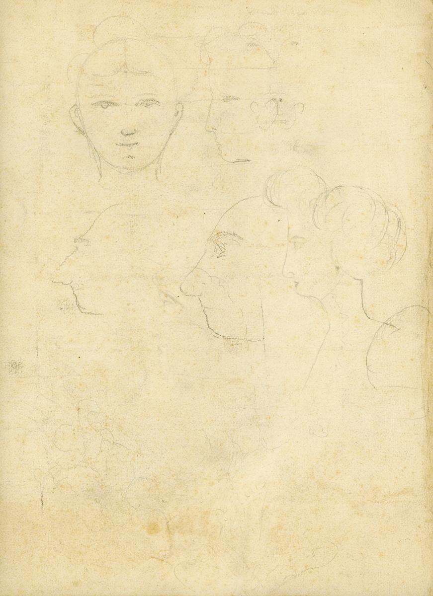 Pablo Ruiz Picasso, esquisses