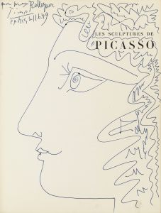Pablo Ruiz Picasso - Profil femmin