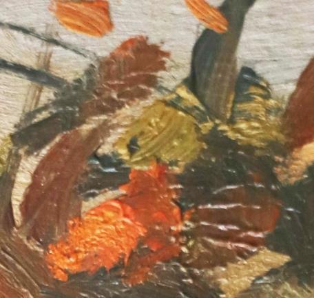 Van Gogh. detail Nest