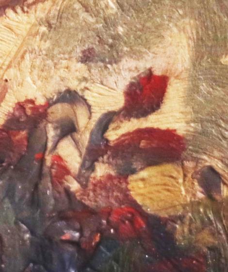 Van Gogh detail Roses